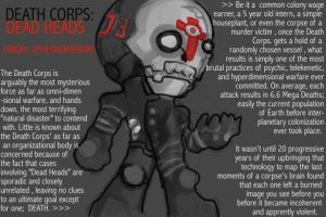 Bullet Hazard:Death Corps by MrMonday
