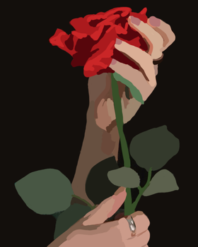Rose by JackieDenise