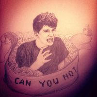 Can You Not? (danisnotonfire) by L0rnography