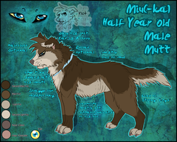Miu Reference Sheet by Sethya