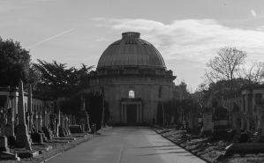 West Brompton Cemetary 6 by Elfsire