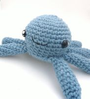 Octopus Amigurumi by e1fy