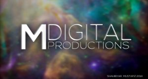 My Production logo from 2014 by indy7738