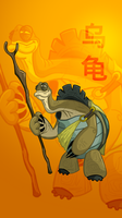 master oogway by ninjakimm