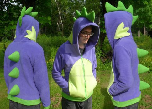 Spike Costume by aprikotclothing