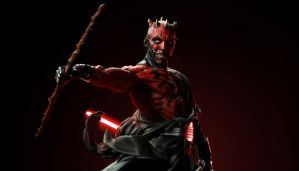 Darth Maul Ronin by Odinsdeath