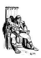 king conan by MrHarp