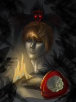 Death Note by leywan