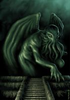 Cthulhu Rising by pmoodie