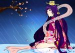 Crowning of a Queen by AoI-AkUmI