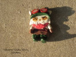 Teemo: The Swift Scout by charminglyyours