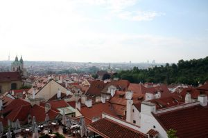 roofs of Prague by fairytale-gone-bad