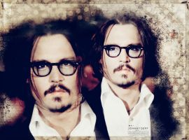 Johnny Depp Wallpaper 5 by cwiny