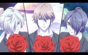 Brothers Conflict 8. Episode Screenshots by ng9