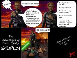 Darth Stupid by AG88