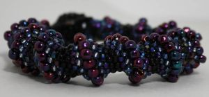 Brombeere Bangle Bracelet by sweetdream20