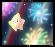 Happy +Late+ 4th of July by Taiyen