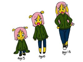 Maggie's Character Bio by Shellybelly95