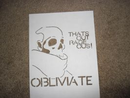 Obliviate by TheSuperiorSpiderMew