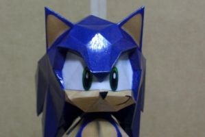 Sonic Papercraft 4 by Neolxs