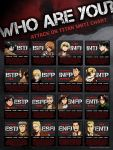 Attack On Titan MBTI by MBTI-Characters