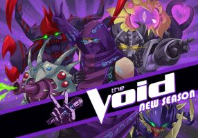 The Voice update by Exaxuxer