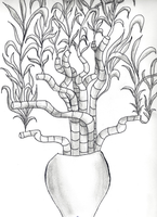Plant Sketch by psimpson1