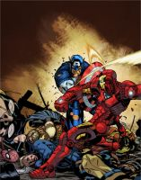 Civil War by wilson-go