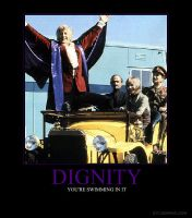 Dignity a la Pertwee by Thy-Demon