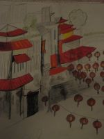 China town by Sparia