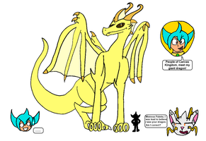 Palette's Other Dragon by ZarelTheWindDragon