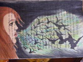 The wind by MaryGracee