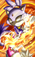 Blaze by Unichrome-uni