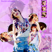 Blend Hecho por mi Smilet editions :3 100% mio by SmiiletEdi