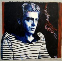 James Dean by LizDouceFolie