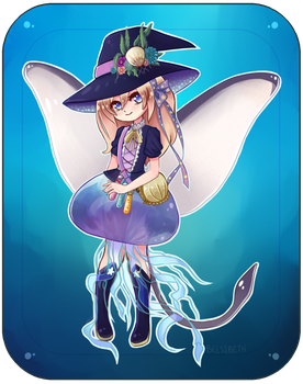 *~ Sea Witch ~* by Belsibeth