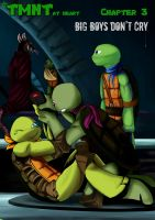 TMNT At Heart - Chapter 3 cover by DogmaticLoki