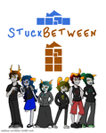 Stuckbetween Cover version 2 by zealousScribbler