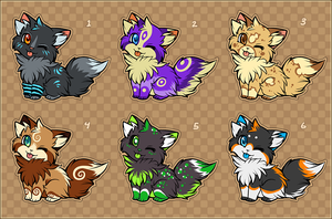 Points Adoptables by Super-Adopts