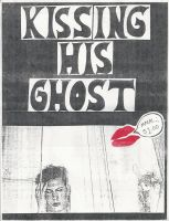 Kissing His Ghost Cover by empallin