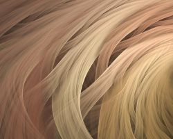 Radiant Strands by ClaireJones