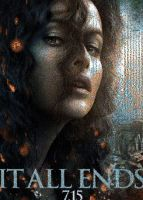 HP7 Bellatrix mosaic poster by smallrinilady