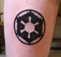 my nerd tattoo by Rogue5
