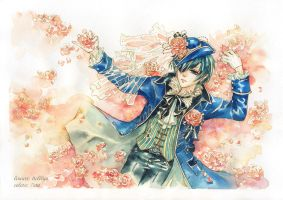 Ciel - collaboration with Helllya by kir-tat