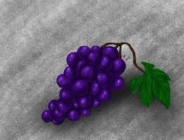 Grapes by Ms-Silver