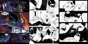 DC Submissions 1-3 featuring.. by theCHAMBA