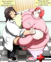 Plus Size - Miharu and Takumi by Dr-Black-Jack