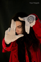 Cromwell Approval - Alucard Cosplay by JoreXXX