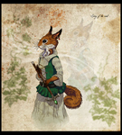 Redwall - Song of the wind by Ali-zarina