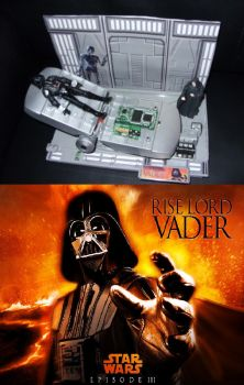 Vader Rise 1 by paulinone